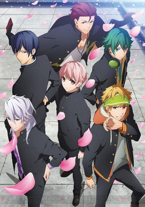 Kenka Banchou Otome vai ter série anime