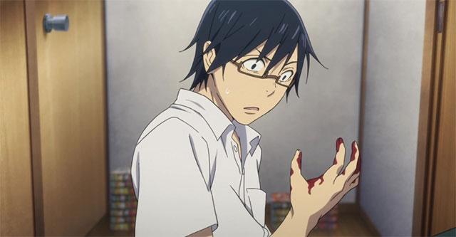Satoru Fujinuma – Melhor personagem Masculino de 2016