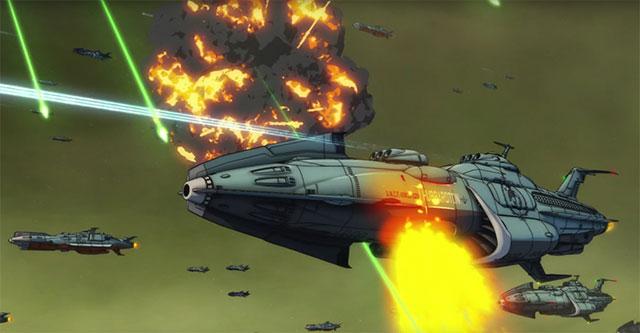 space battleship yamato 2202  u2013 trailer do 1 u00ba filme