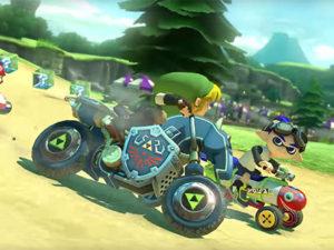 Mario Kart 8 Deluxe sem novas pistas