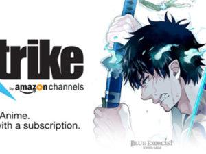 Amazon U.S. lança serviço de Streaming Anime