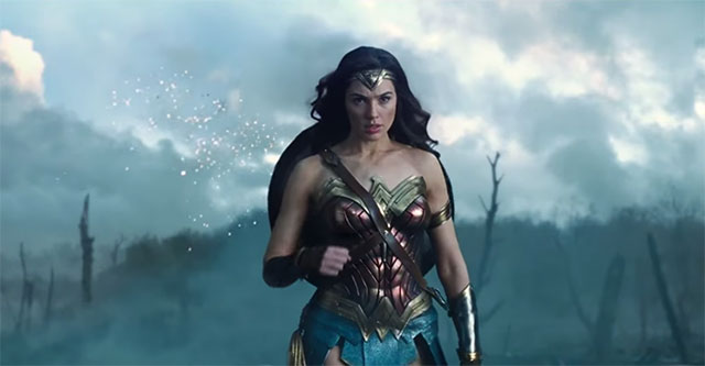 Wonder Woman – Trailer internacional