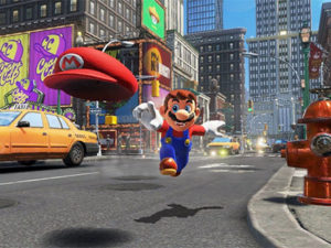 Super Mario Odyssey - Gameplay