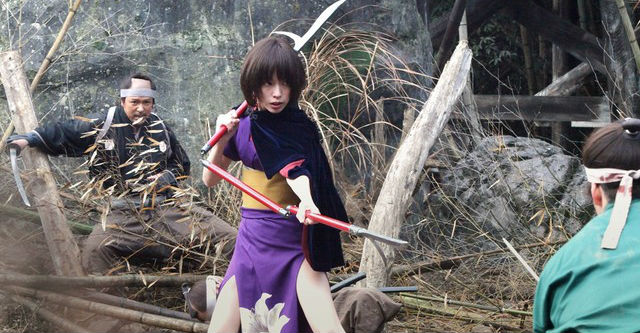 Novas fotos de Blade of the Immortal Live-action