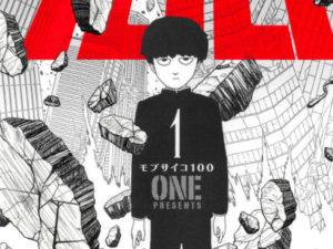Mob Psycho 100 ganha 62ºs Shogakukan Manga Awards