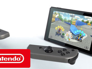Nintendo Switch vai ter serviço online Pago