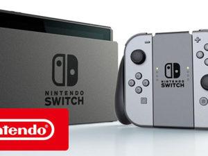 Nintendo Switch - data de lançamento, preço e mais detalhes