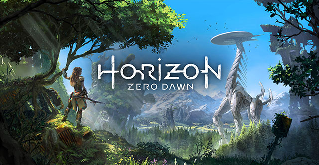 Horizon: Zero Dawn - Gameplay OtakuPT