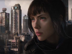 Ghost in the Shell Live-action - Trailer Completo