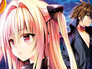 To Love-Ru Darkness termina a 4 de Março