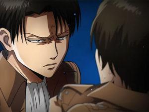 Attack on Titan para 3DS - Novo Trailer