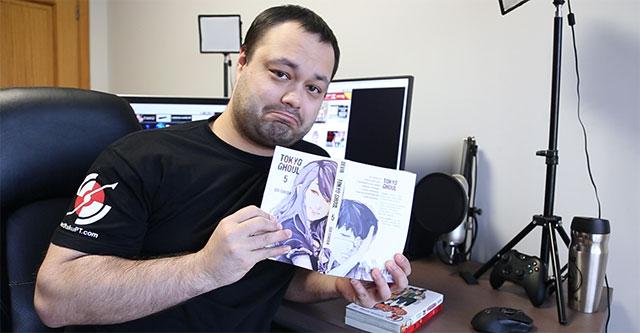 Novidades Devir - Assassination Classroom, Naruto e Tokyo Ghoul
