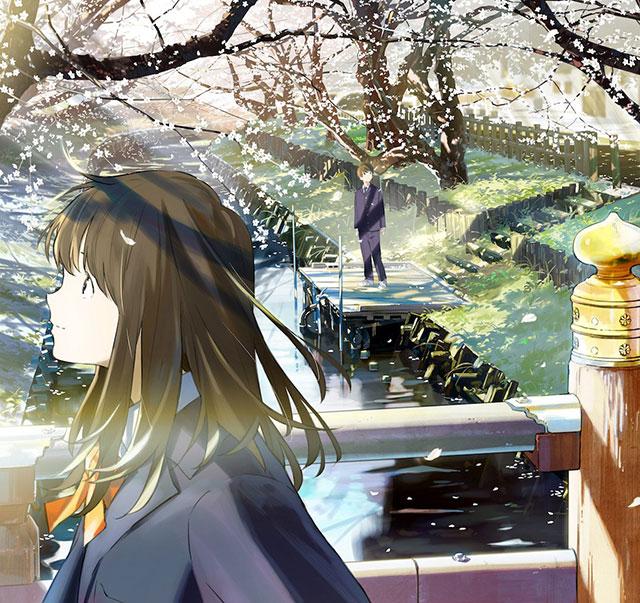 Tsuki ga Kirei - Imagem Promocional