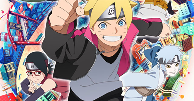 Boruto: Naruto the Next Generations - Imagem Promocional