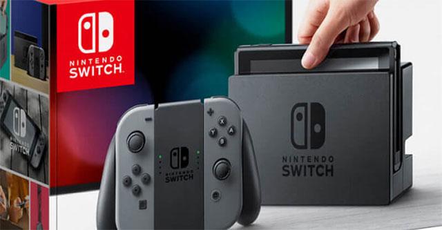 330 mil Nintendo Switch no Japão em 3 dias