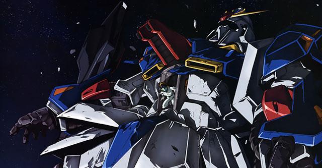 Retronime - Mobile Suit Zeta Gundam