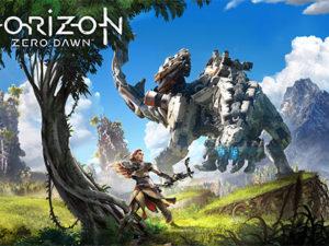 Horizon: Zero Dawn bateu The Legend of Zelda: Breath of the Wild