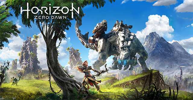 Horizon: Zero Dawn bateu The Legend of Zelda: Breath of the Wild