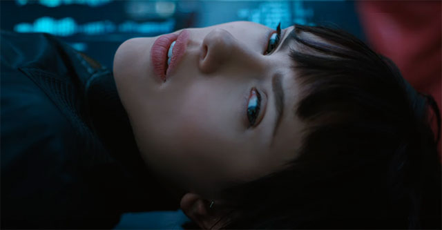 Ghost in the Shell Live-action - Trailer Final