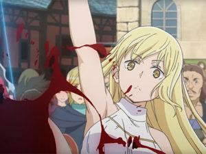 Danmachi: Sword Oratoria - Novo Trailer