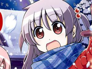 Hayate the Combat - Manga termina a 12 de Abril