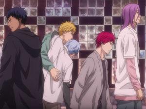 Kuroko's Basketball The Movie: Last Game – Novo Trailer