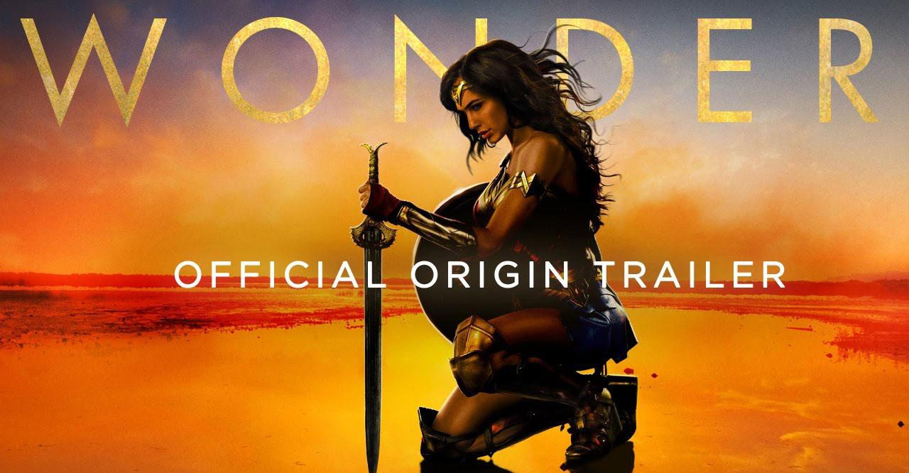 Wonder Woman - 3º trailer