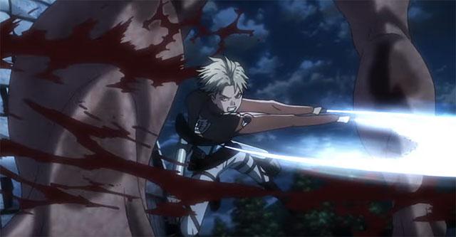 Attack on Titan 2 - Novo Trailer