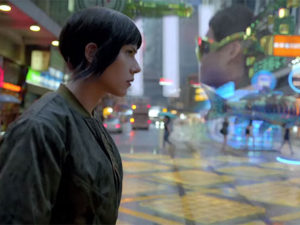 "Ghost in the Shell Live-action - Trailer ""Steve Aoki"""