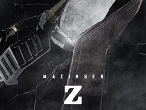 Poster do filme de Mazinger Z