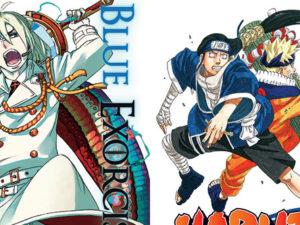 Devir lança Blue Exorcist 11 e Naruto 22