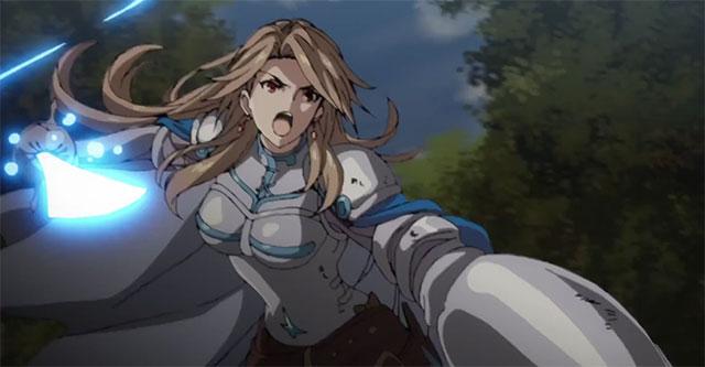 Granblue Fantasy - Trailer Completo