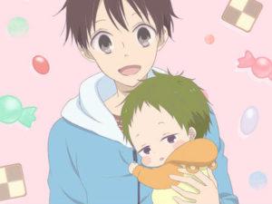 Gakuen Babysitters - Imagem Promocional