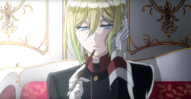 The Royal Tutor - Trailer dos personagens