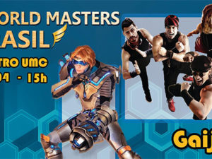 Cosplay World Masters Brasil 2017 - 15 de Abril