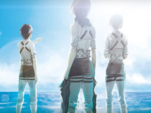 Trailer do 22º volume manga de Attack on Titan