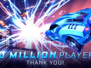 Rocket League com mais de 30 milhões de jogadores