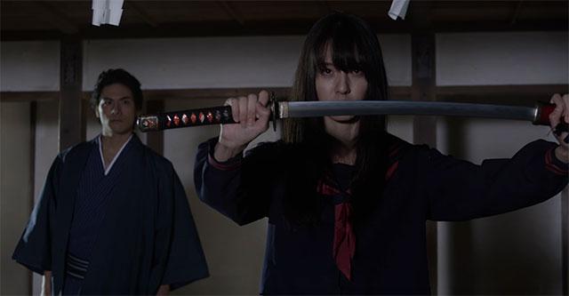 Blood-C - Trailer do filme Live-action