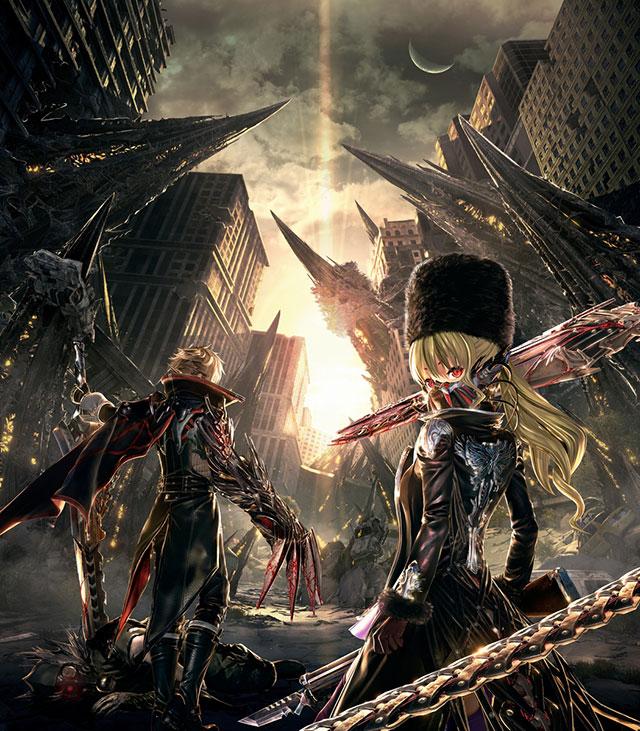 Code Vain - Bandai Namco revela história + Screenshots
