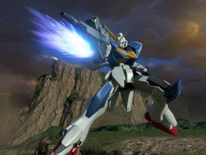 Gundam Versus a 6 de Julho
