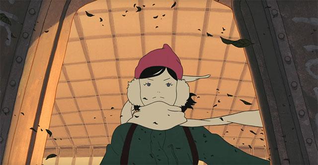 Novo Trailer de Yoru wa Mijikashi Arukeyo Otome