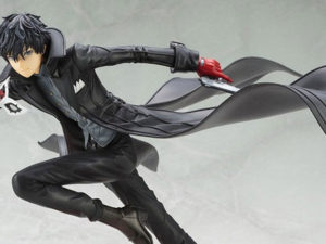 Figura de Persona 5 pela Kotobukiya