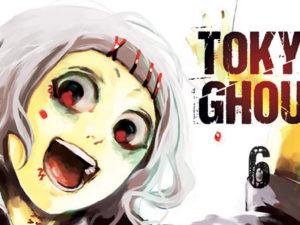 Devir lança Tokyo Ghoul 6