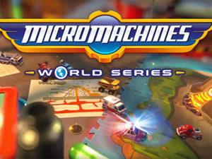 Micro Machines World Series - Gameplay