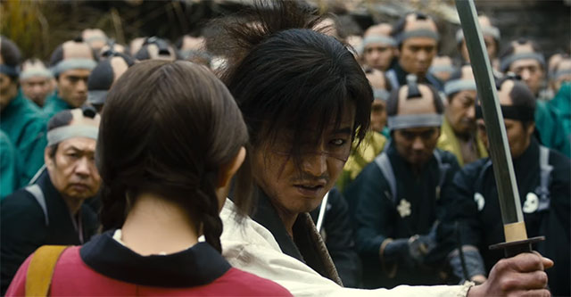 "Blade of the Immortal Live-action - Trailer ""Cannes"""