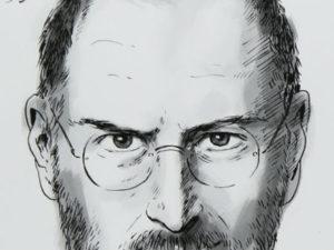 Manga de Steve Jobs vai terminar