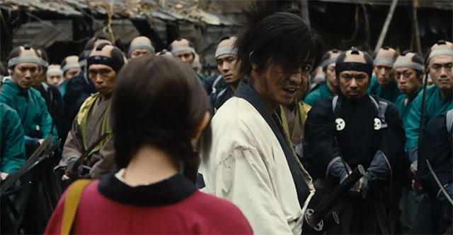 Blade of the Immortal Live-action - 3 novos vídeos
