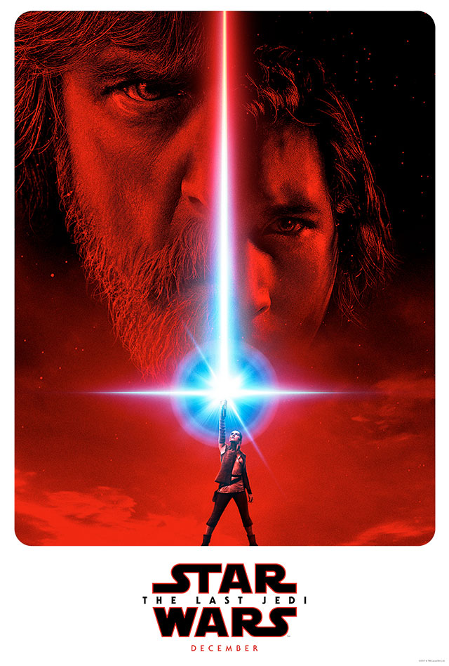 Star Wars: Episódio VIII: Os Últimos Jedi - Poster