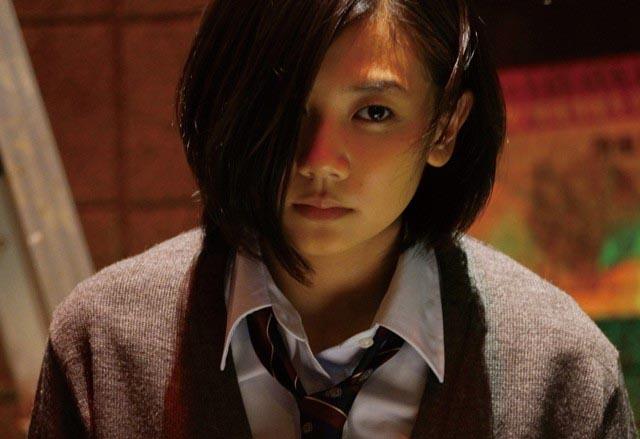 Fumika Shimizu como Tōka Kirishima