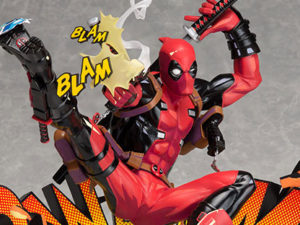 Deadpool: Breaking the Fourth Wall pela Good Smile Company